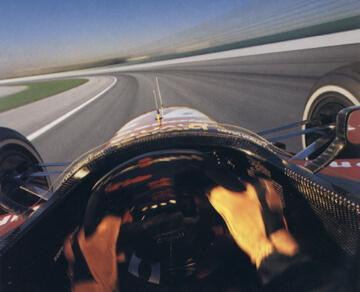 race-car-steering