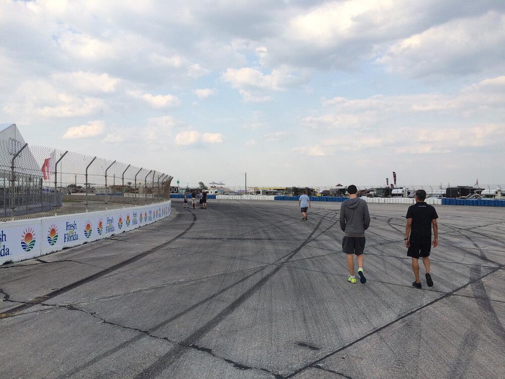 race-track-walk