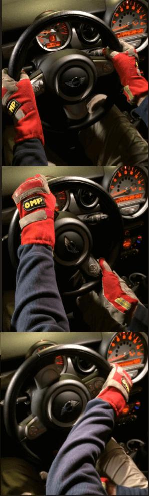 9&3 steering
