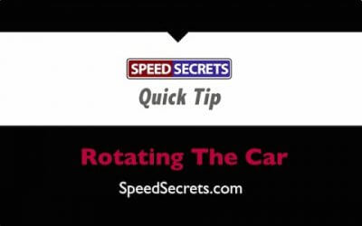 Q: How much rotation into a corner is the right amount? And what's the difference between rotation & oversteer?