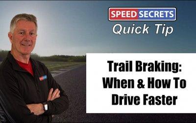 Q: What is trail braking & how do I trail brake?