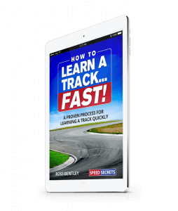 How to learn to drive a race track