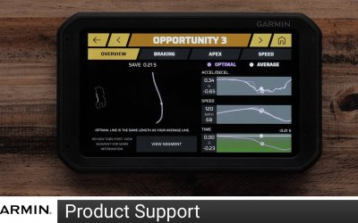 Q: Can you tell me about the Garmin Catalyst?