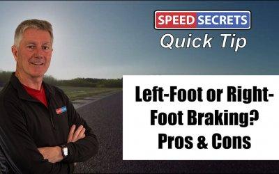 Q: How do I learn to left foot brake?